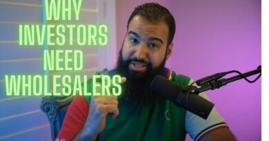 WHY DO INVESTORS NEED WHOLESALERS? HOW TO HANDLE CASH BUYERS | REAL ESTATE WHOLESALING
